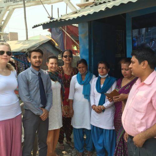 India and Nepal Staff